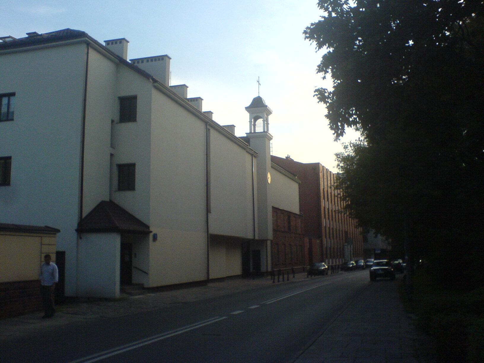 Kościół Miłosierdzia Bożego i św. Faustyny