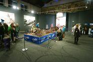 MuzKol sala wystaw czasowych