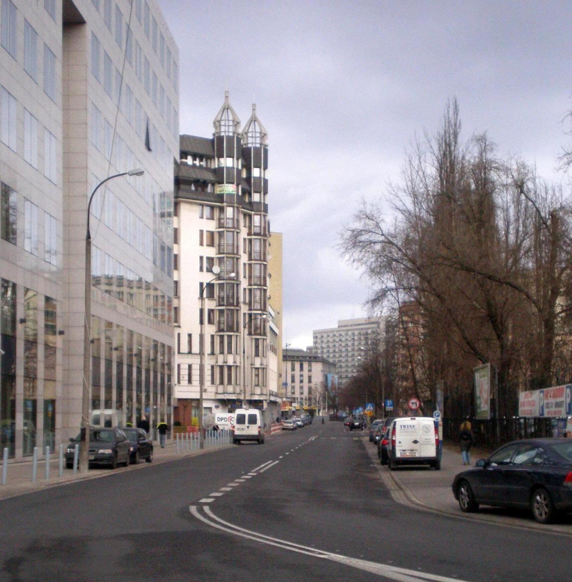 Ulica Twarda