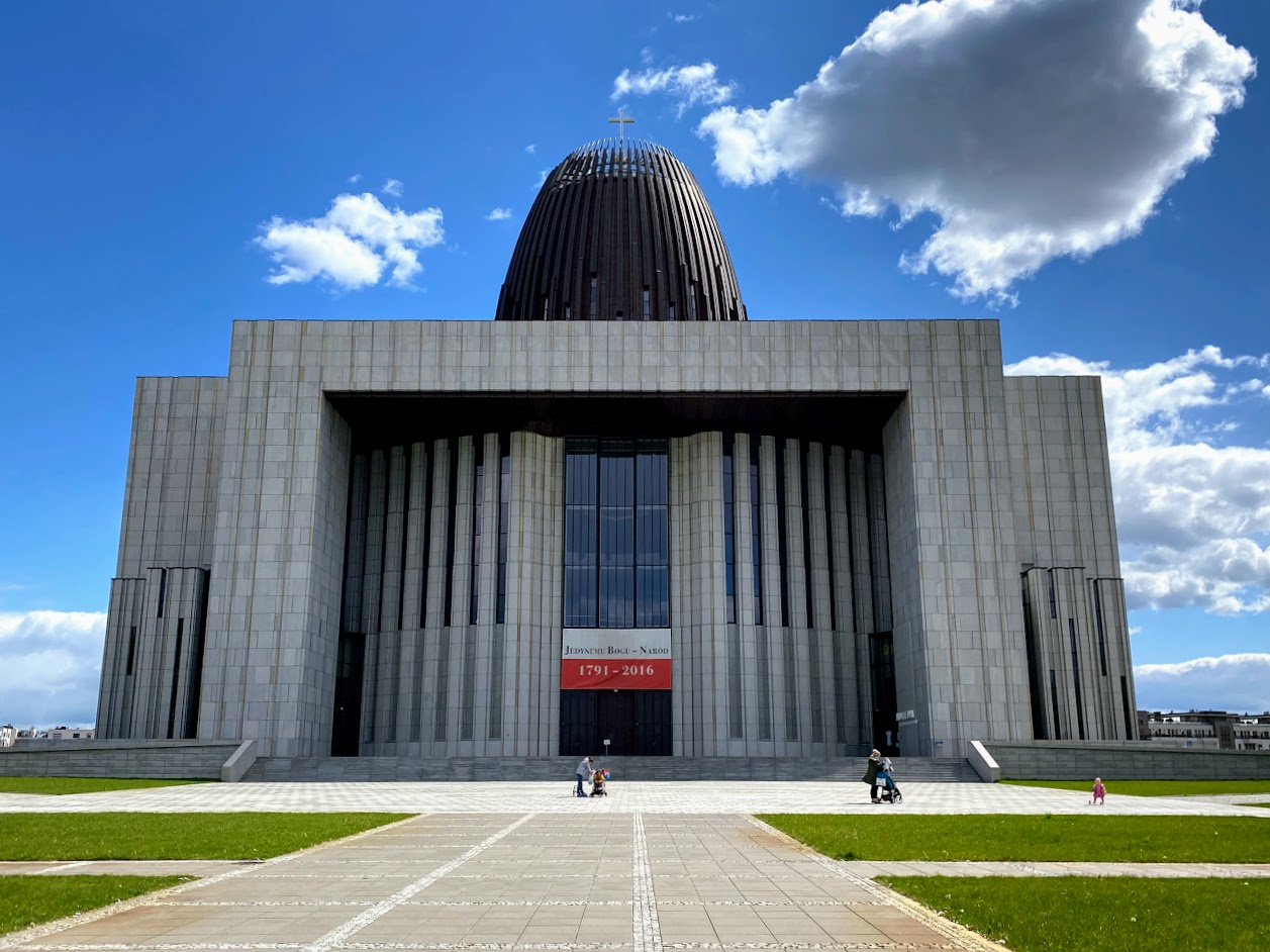 Parafia Opatrzności Bożej w Wilanowie