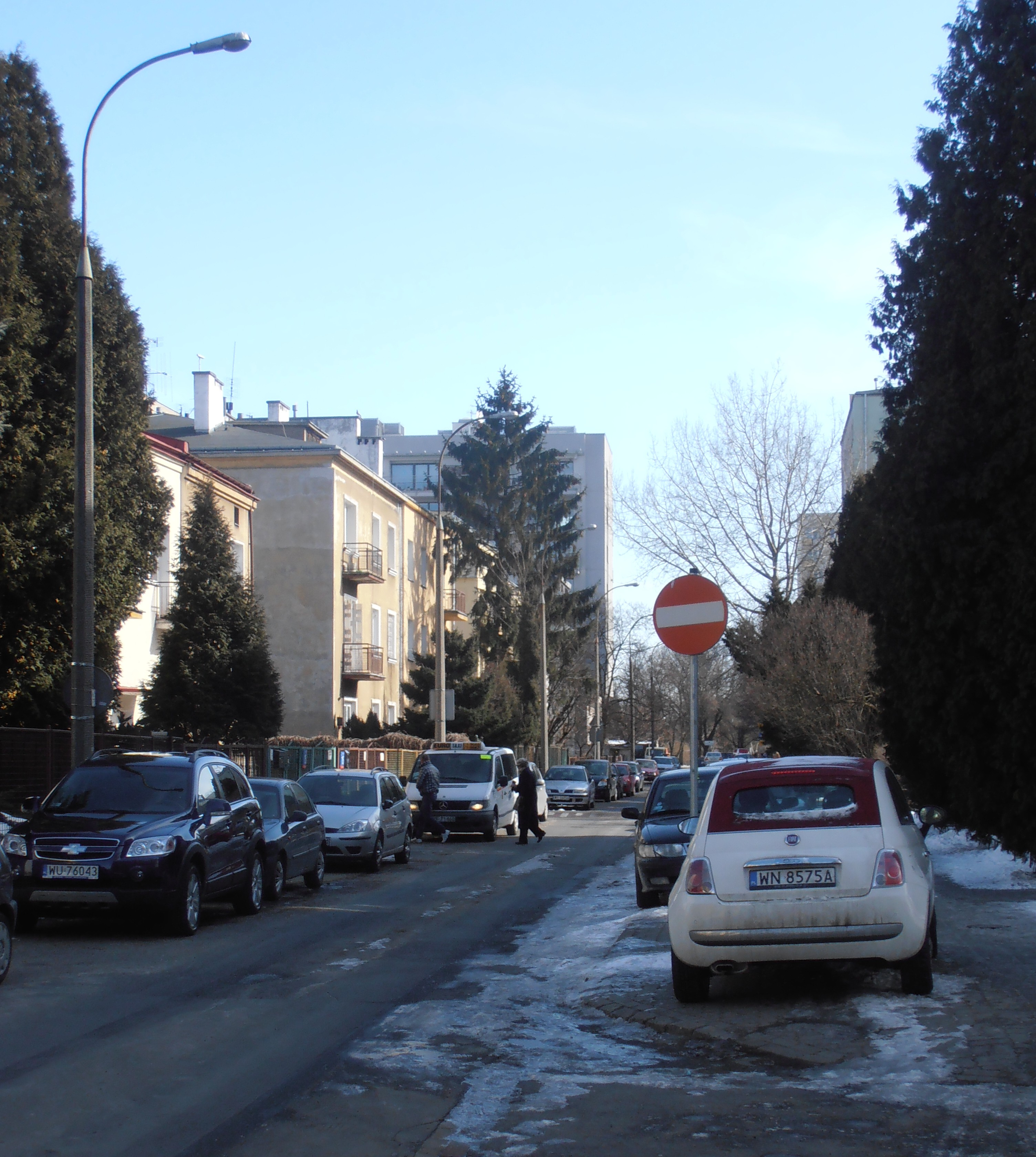 Ulica Angorska