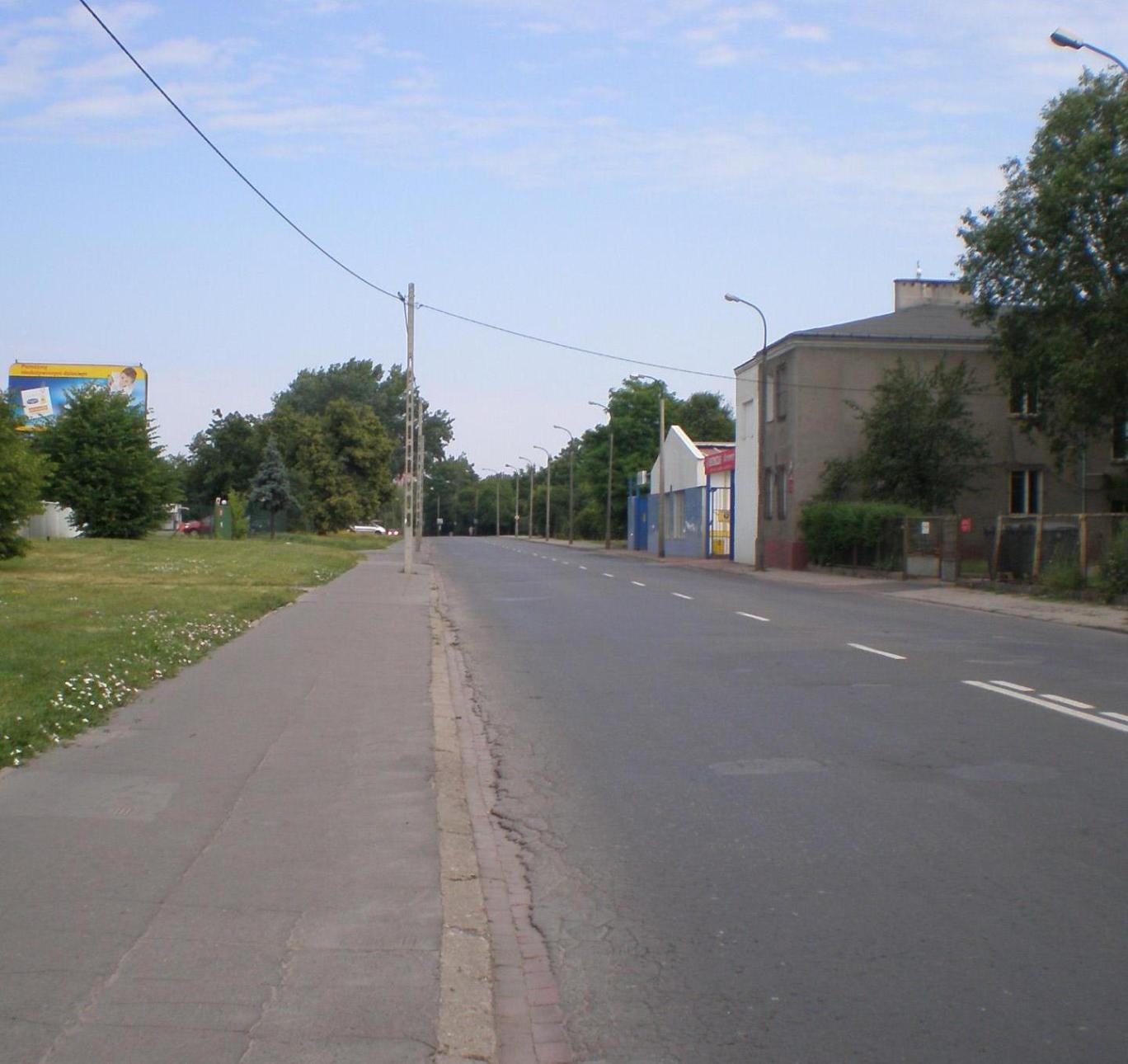 Ulica Redutowa