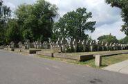 Cmentarz Wojskowy (kw. LWP)