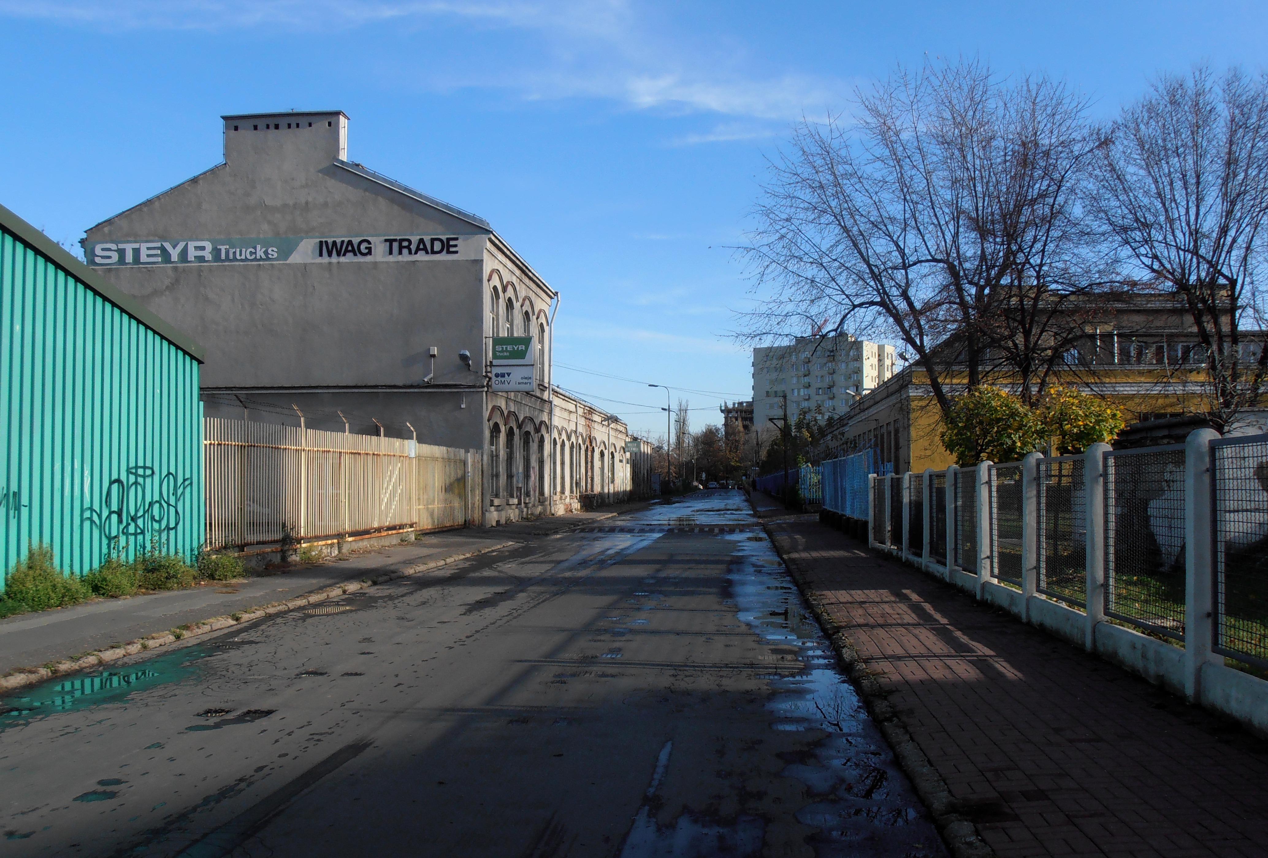 Ulica Joselewicza