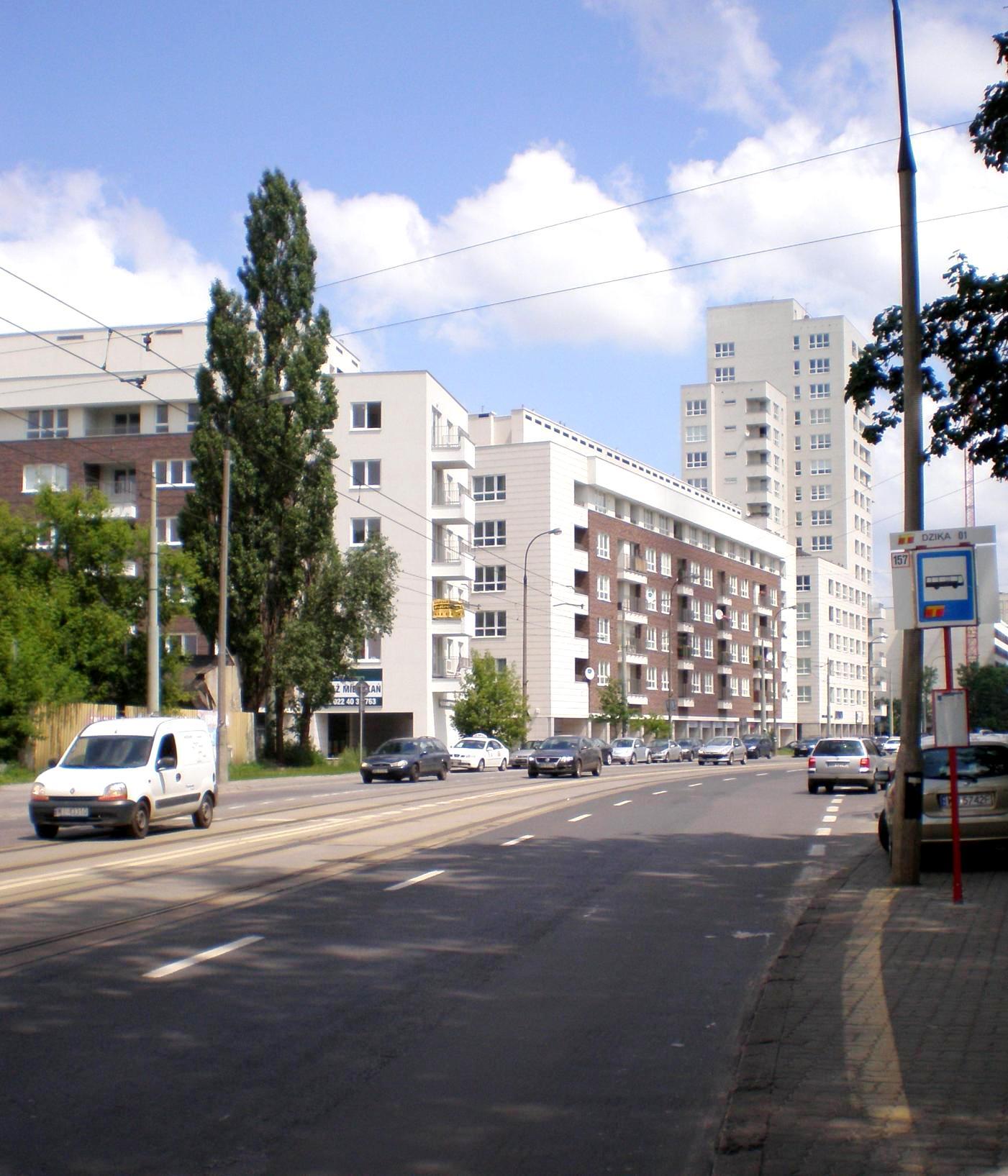 Ulica Stawki