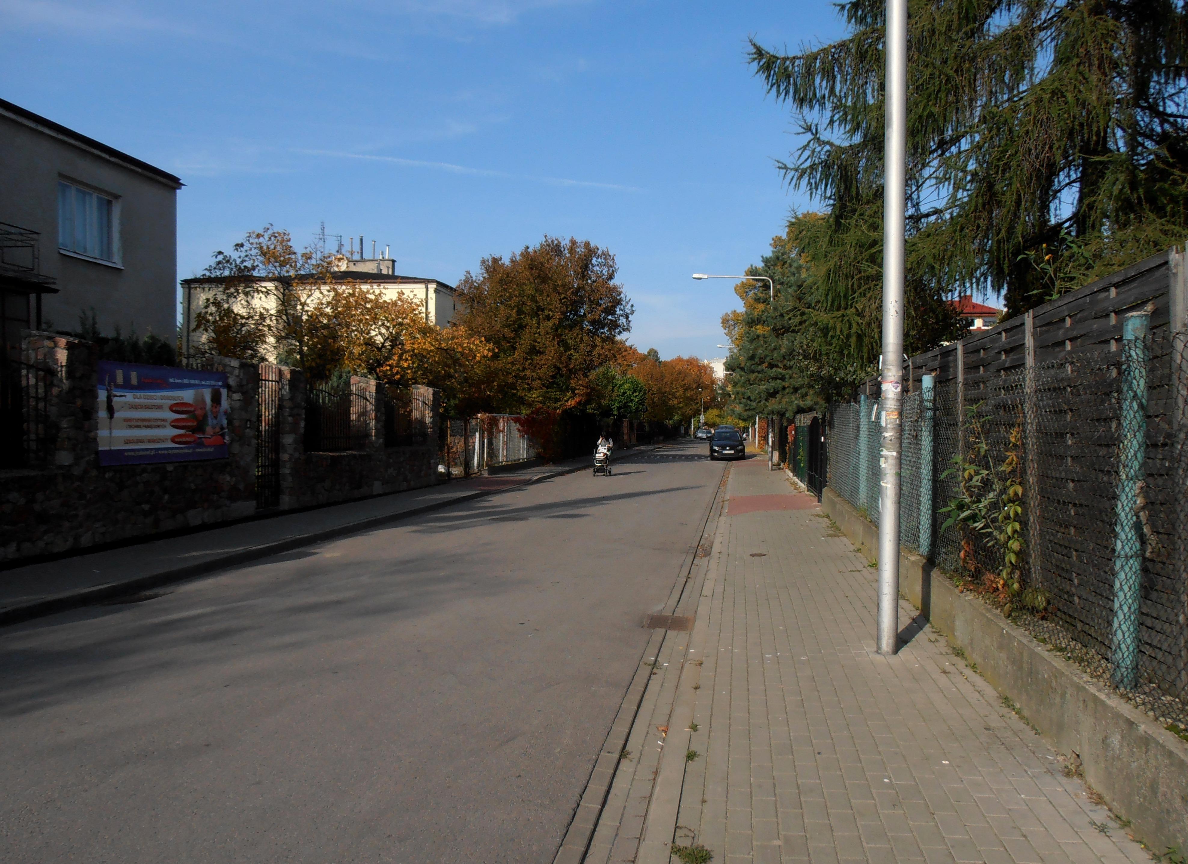 Ulica Łukiska