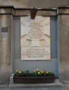 Skolimowska (nr 5, tablica)