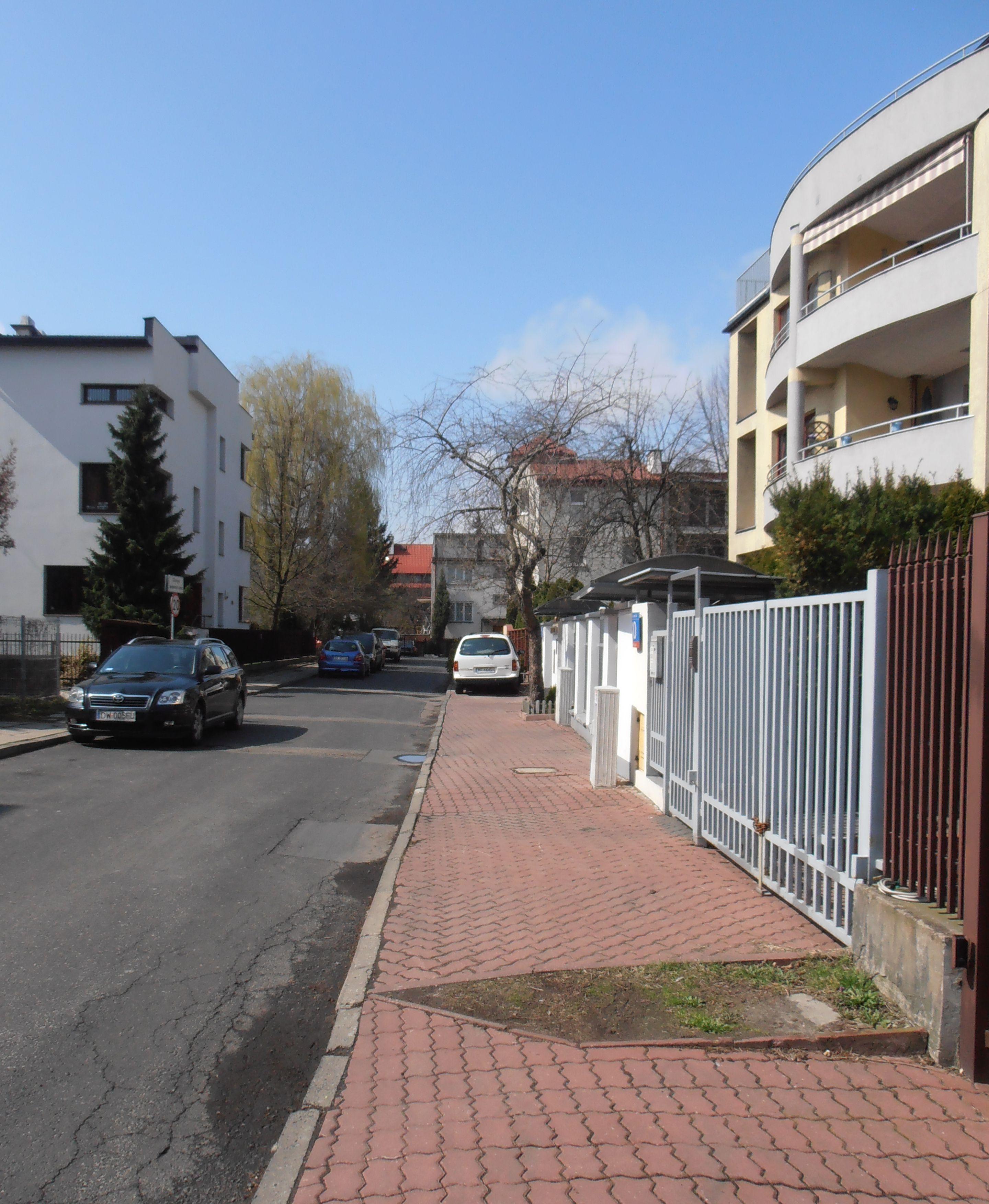 Ulica Złoczowska
