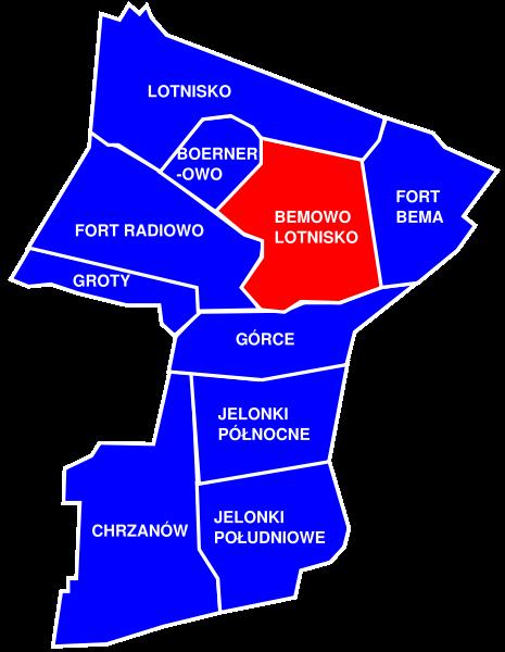 Bemowo-Lotnisko