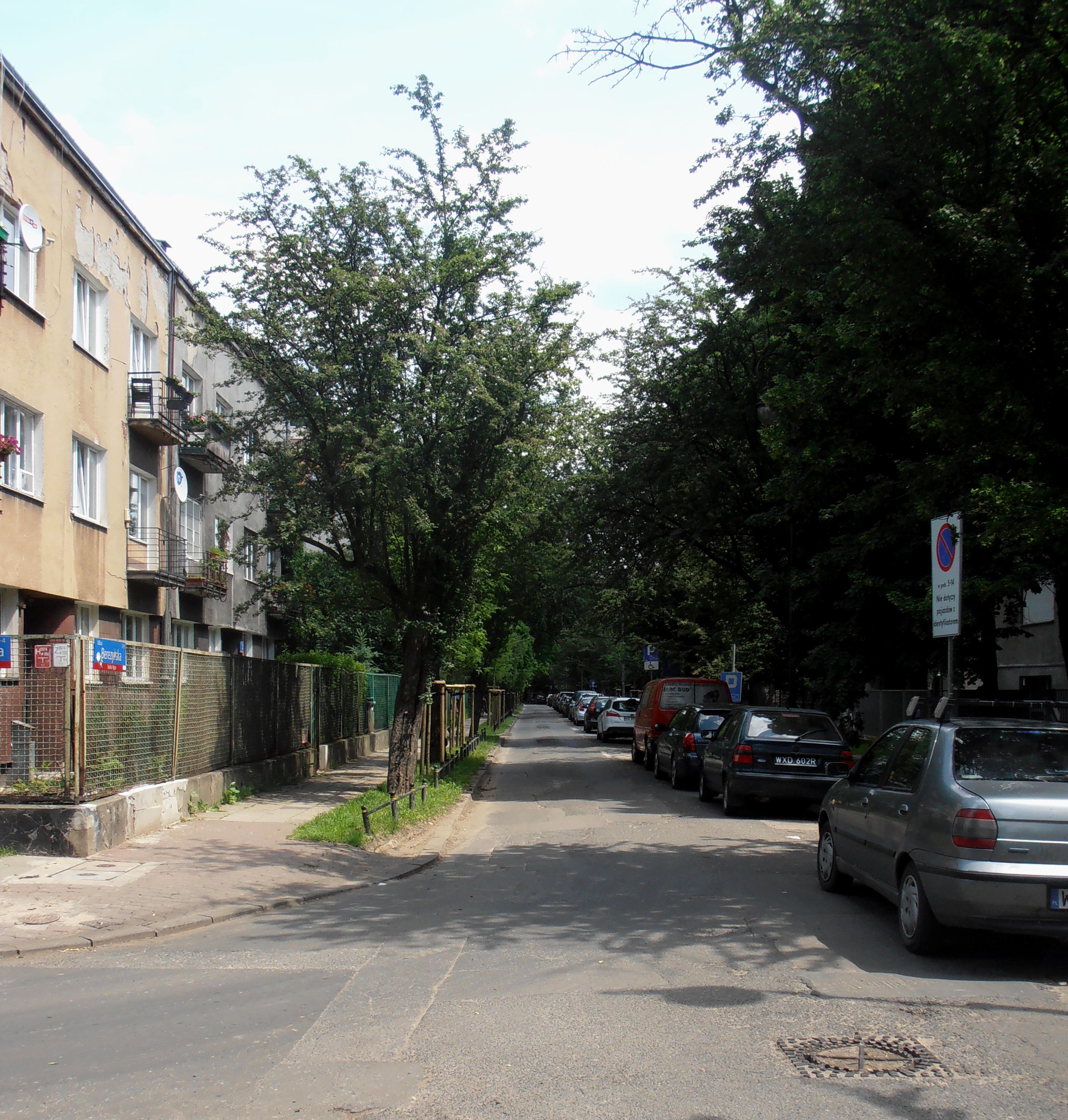 Ulica Berezyńska