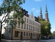 Dom parafialny Florian