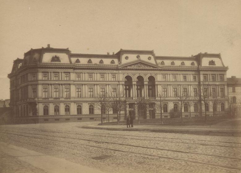 Pałac Kronenberga