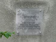 Krolowej Aldony (tablica)