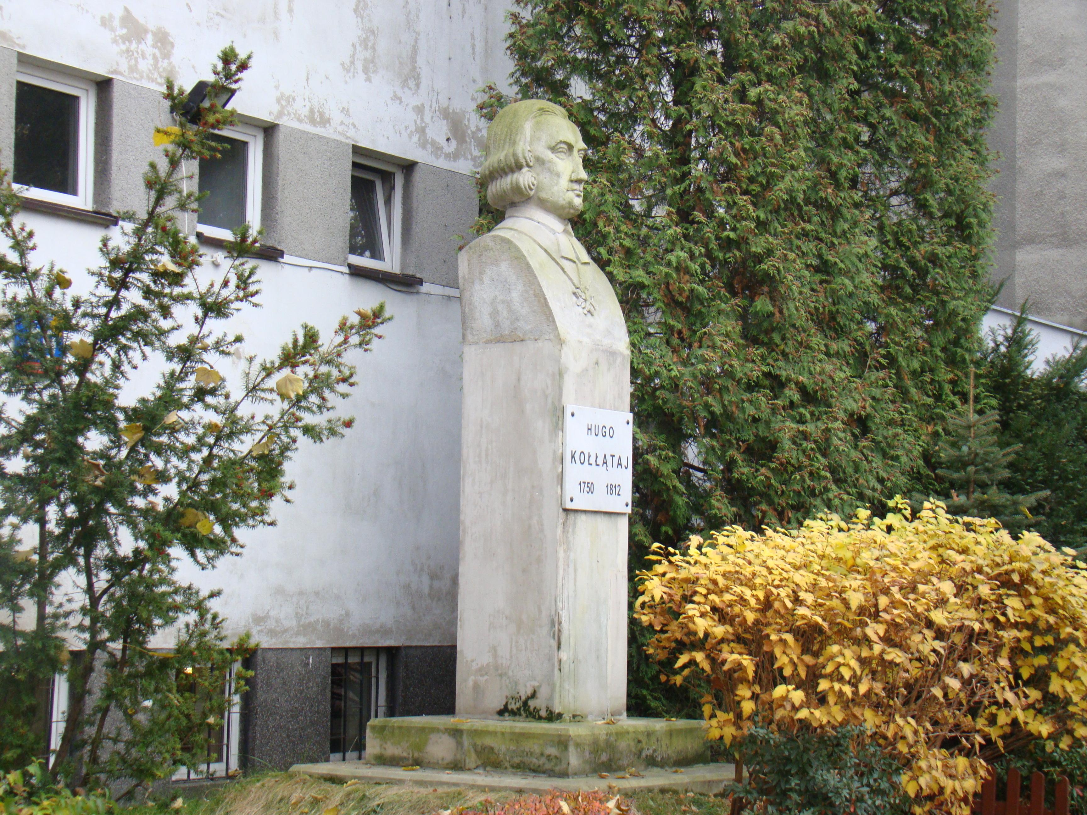Pomnik Hugona Kołłątaja