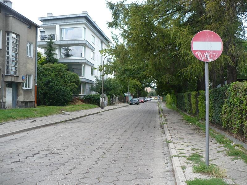 Ulica Alzacka