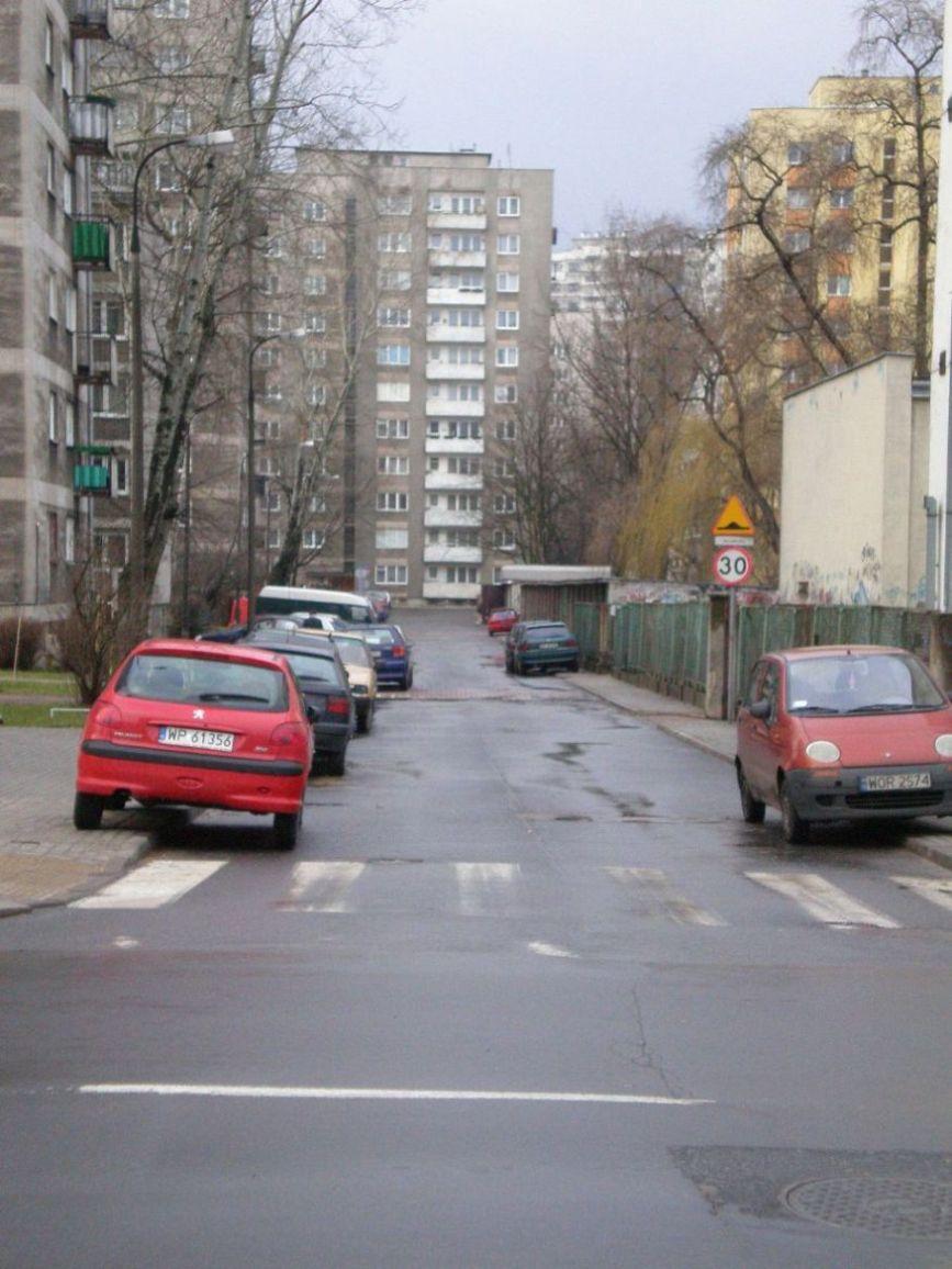 Ulica Gliniana