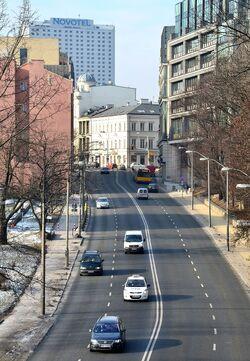 Ulica Książęca.JPG