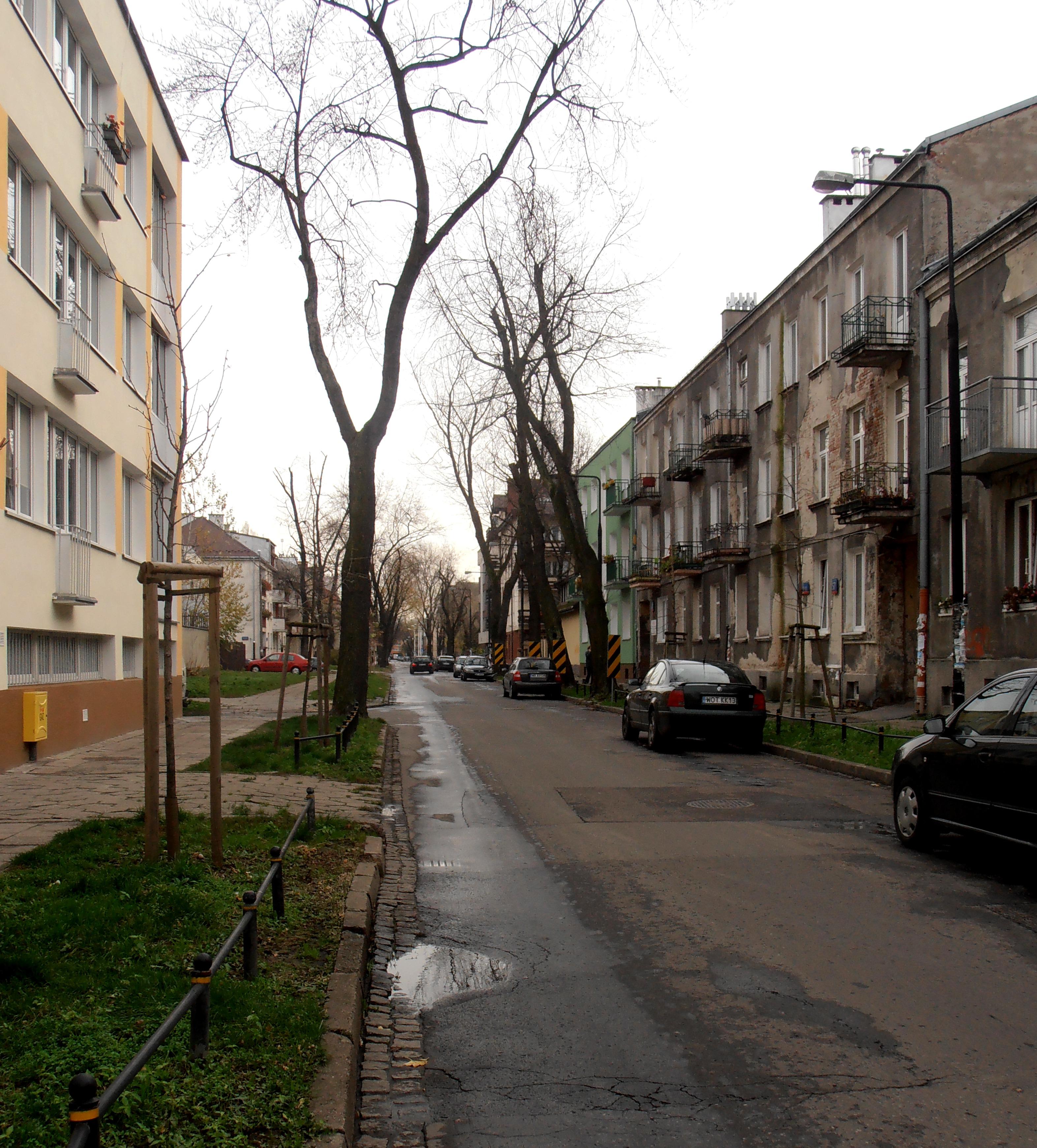 Ulica Kordeckiego