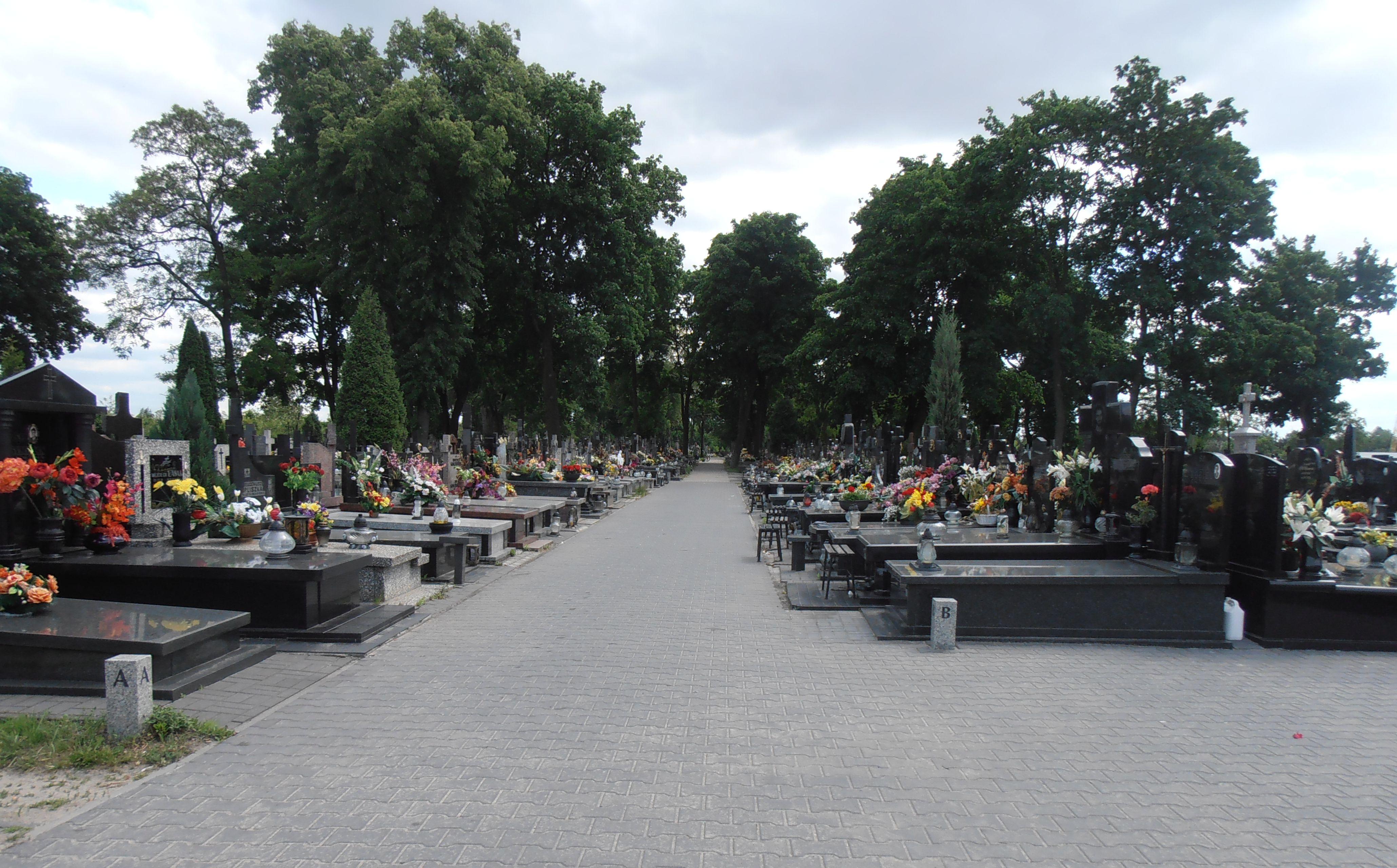 Cmentarz w Zerzniu