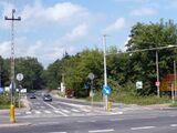 Ulica 1 Praskiego Pułku w Wesołej