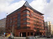 Aleja Niepodległości (budynek nr 128, gmach SGH)