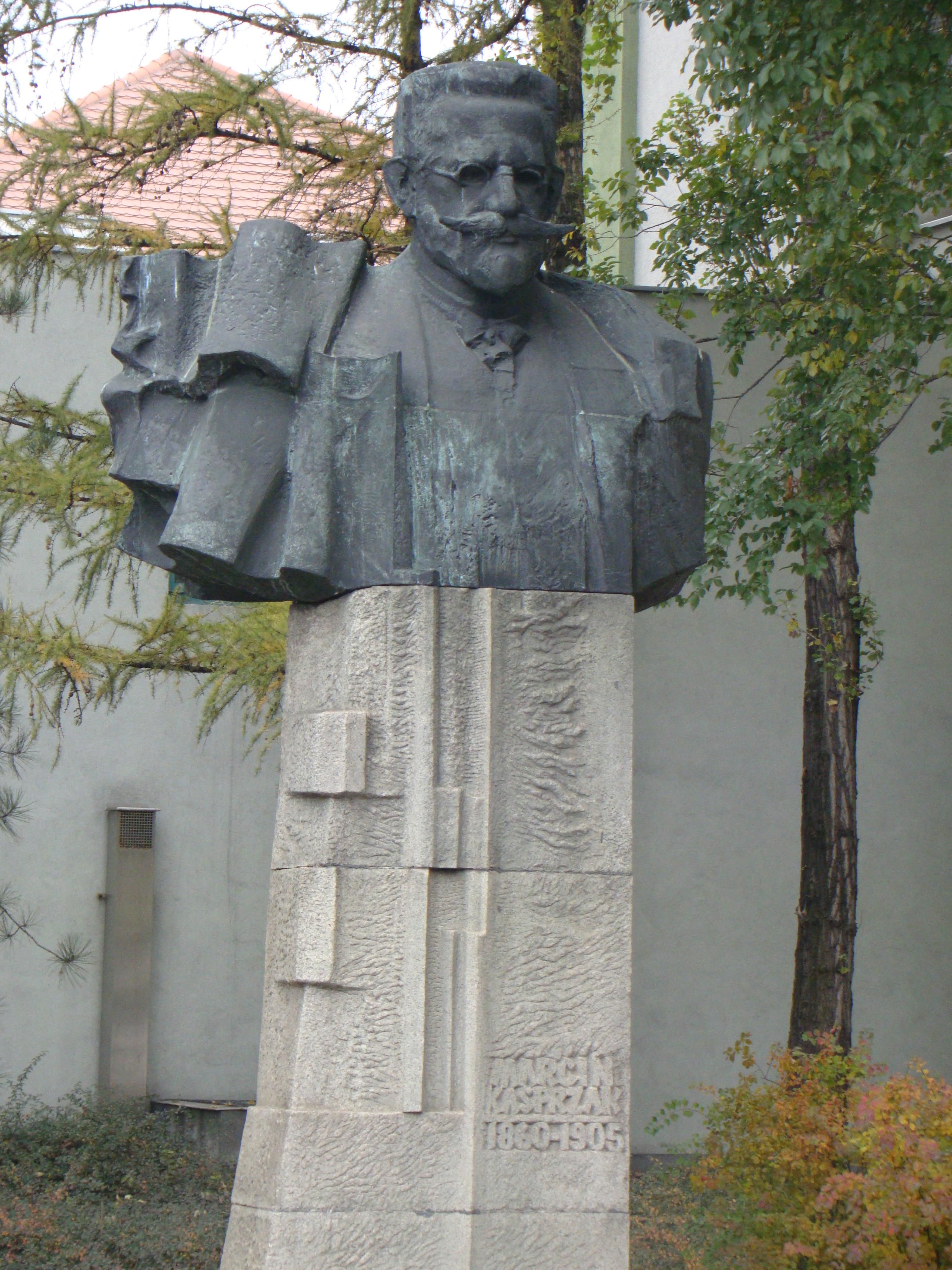 Pomnik Marcina Kasprzaka