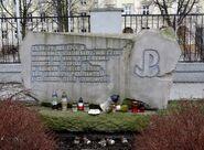 Goszczynskiego pomnik