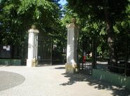 Park Dreszera (brama)