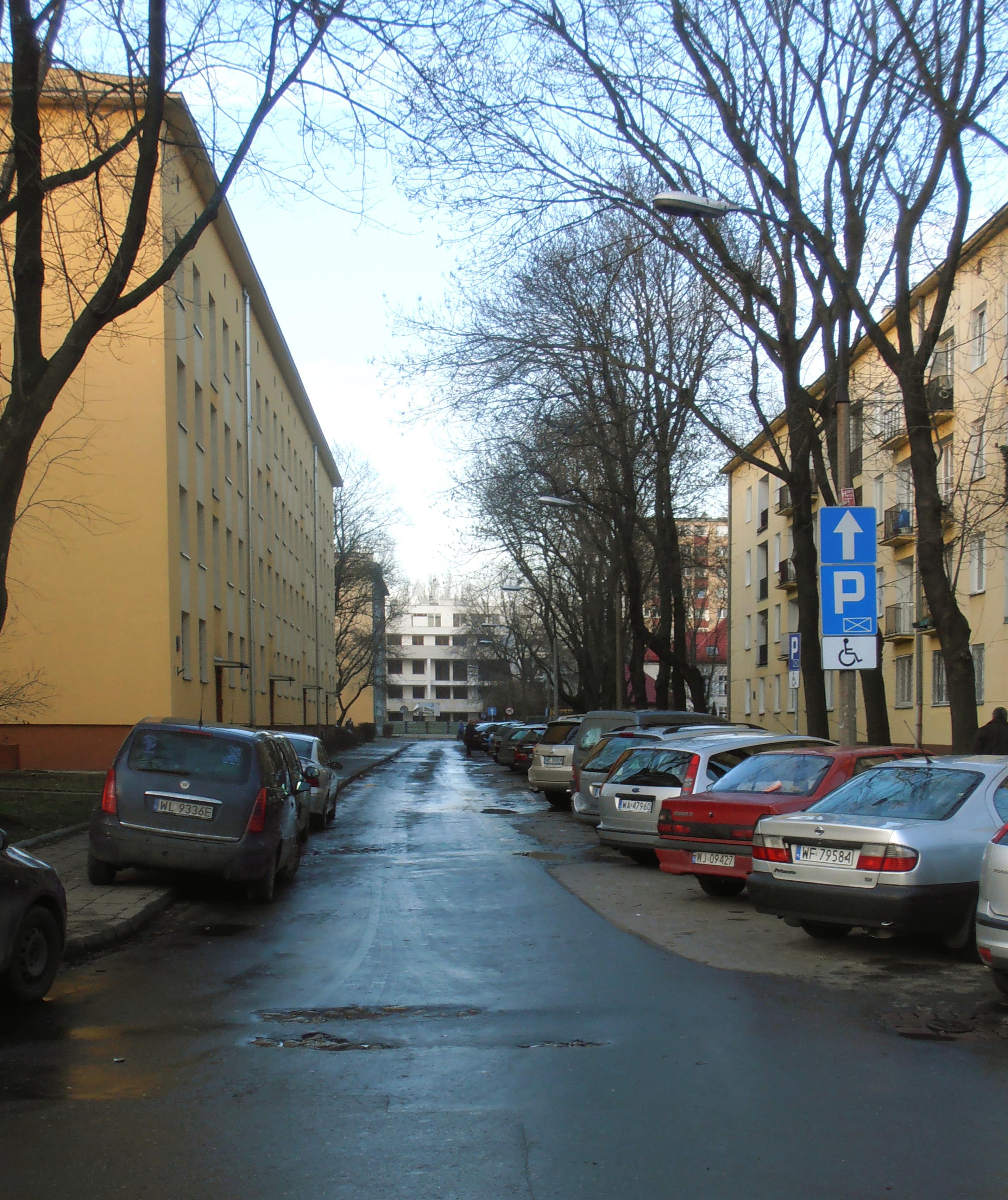 Ulica Peszteńska