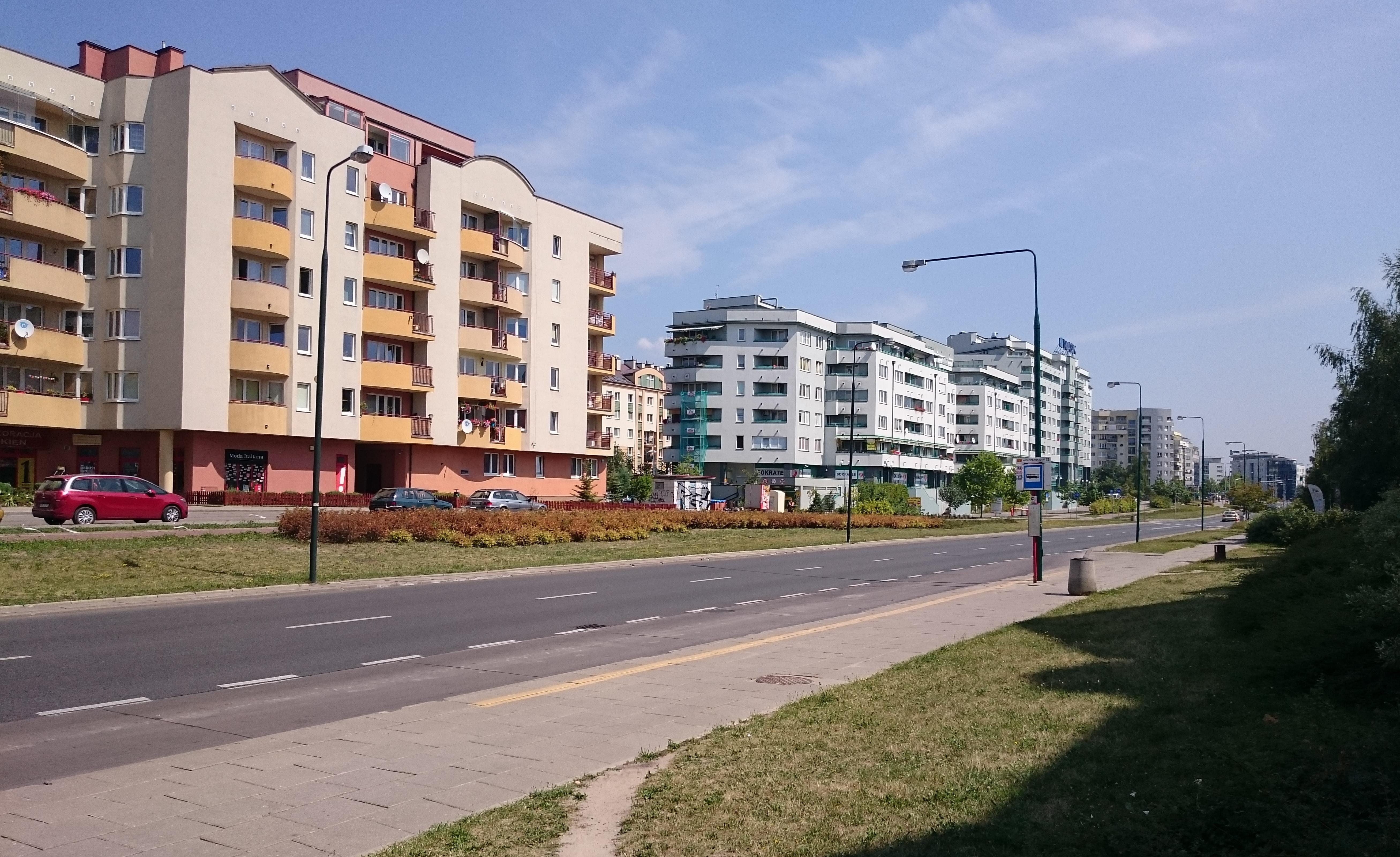 Komunikacja miejska na Wąwozowej