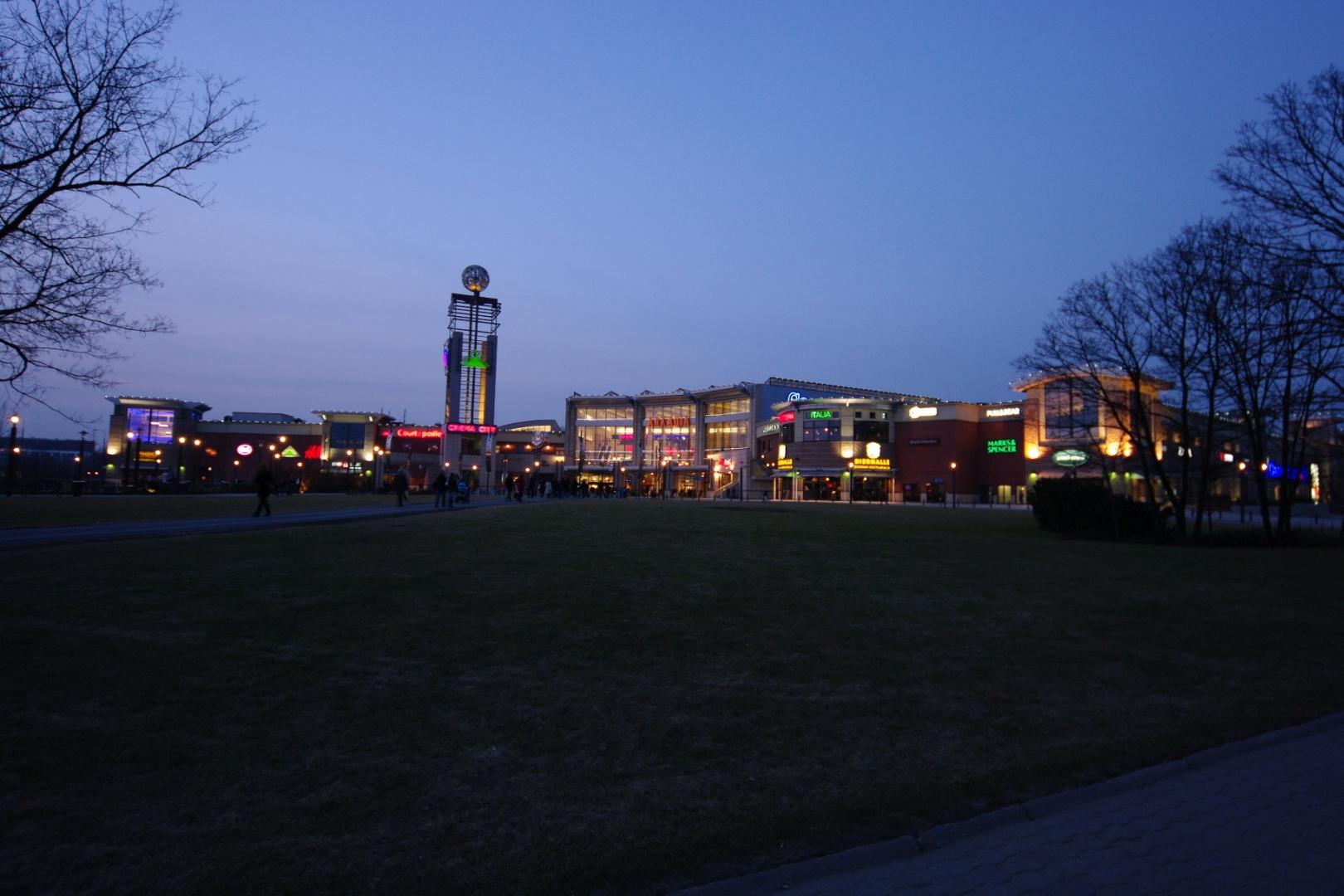 Centrum Handlowe Westfield Arkadia