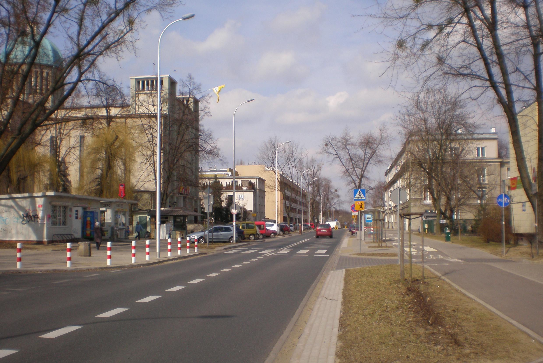Ulica Deotymy