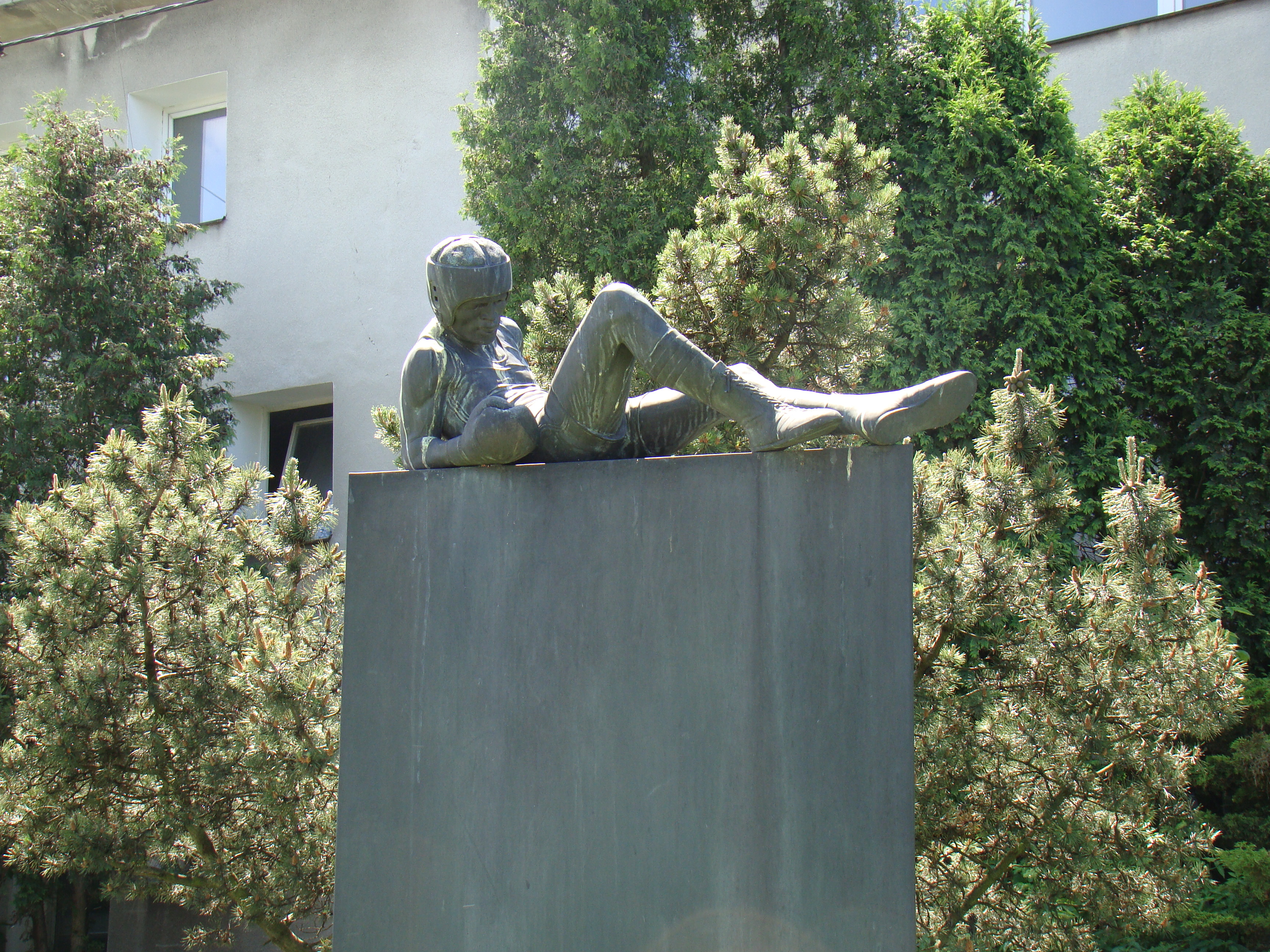 Pomnik Ofiar Katastrofy Lotniczej w 1980 roku