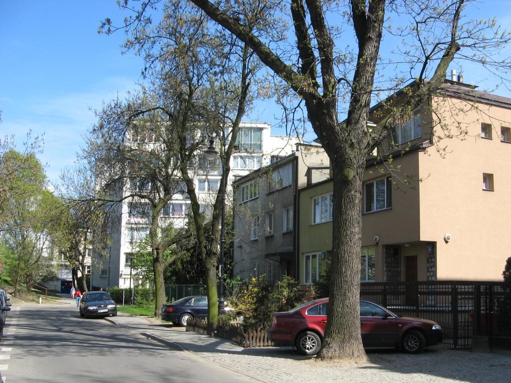 Ulica Jakubowska