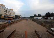 Światowida (budowa torów tramwajowych) 5