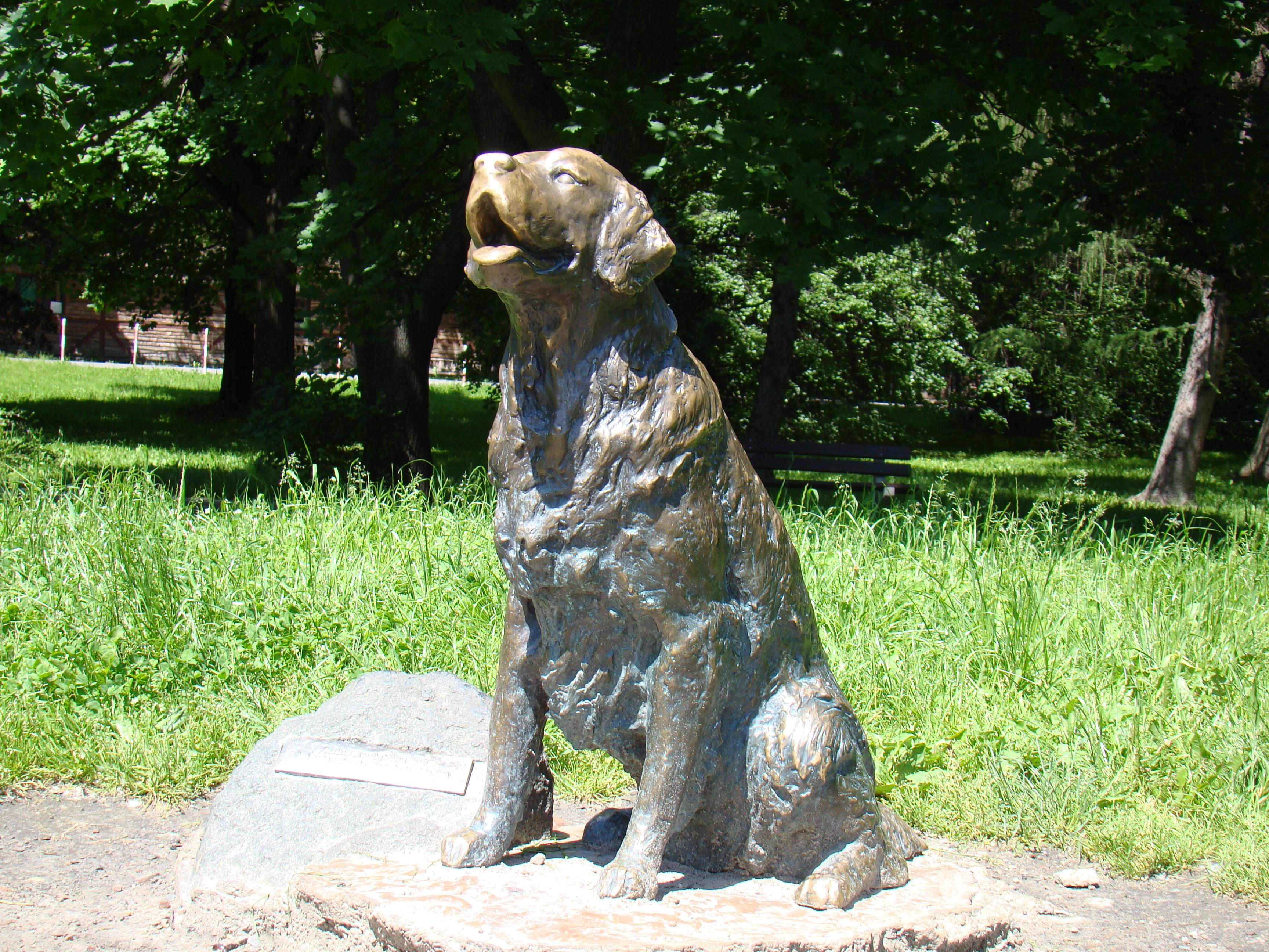 Pomnik Szczęśliwego Psa