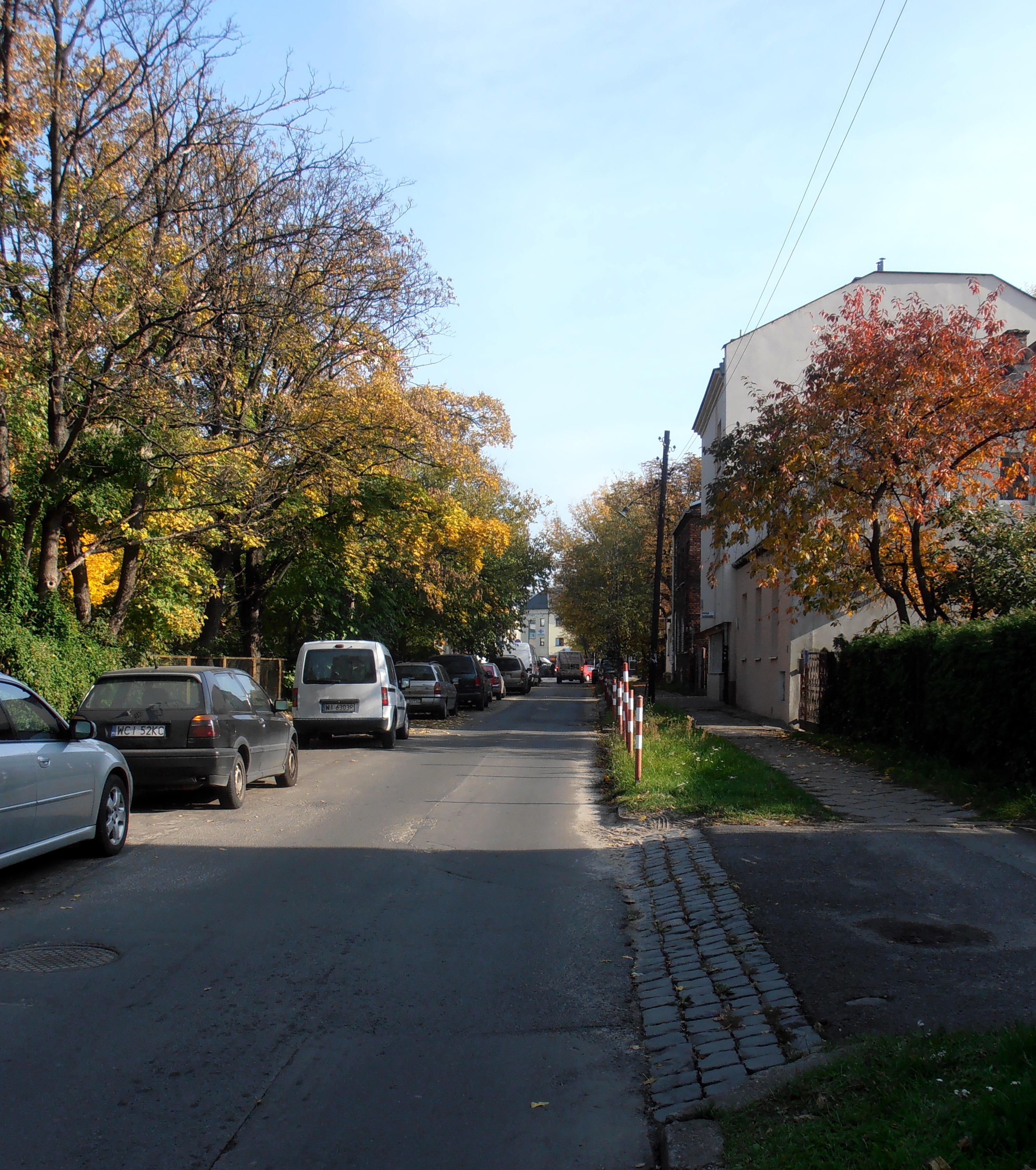 Ulica Gdecka