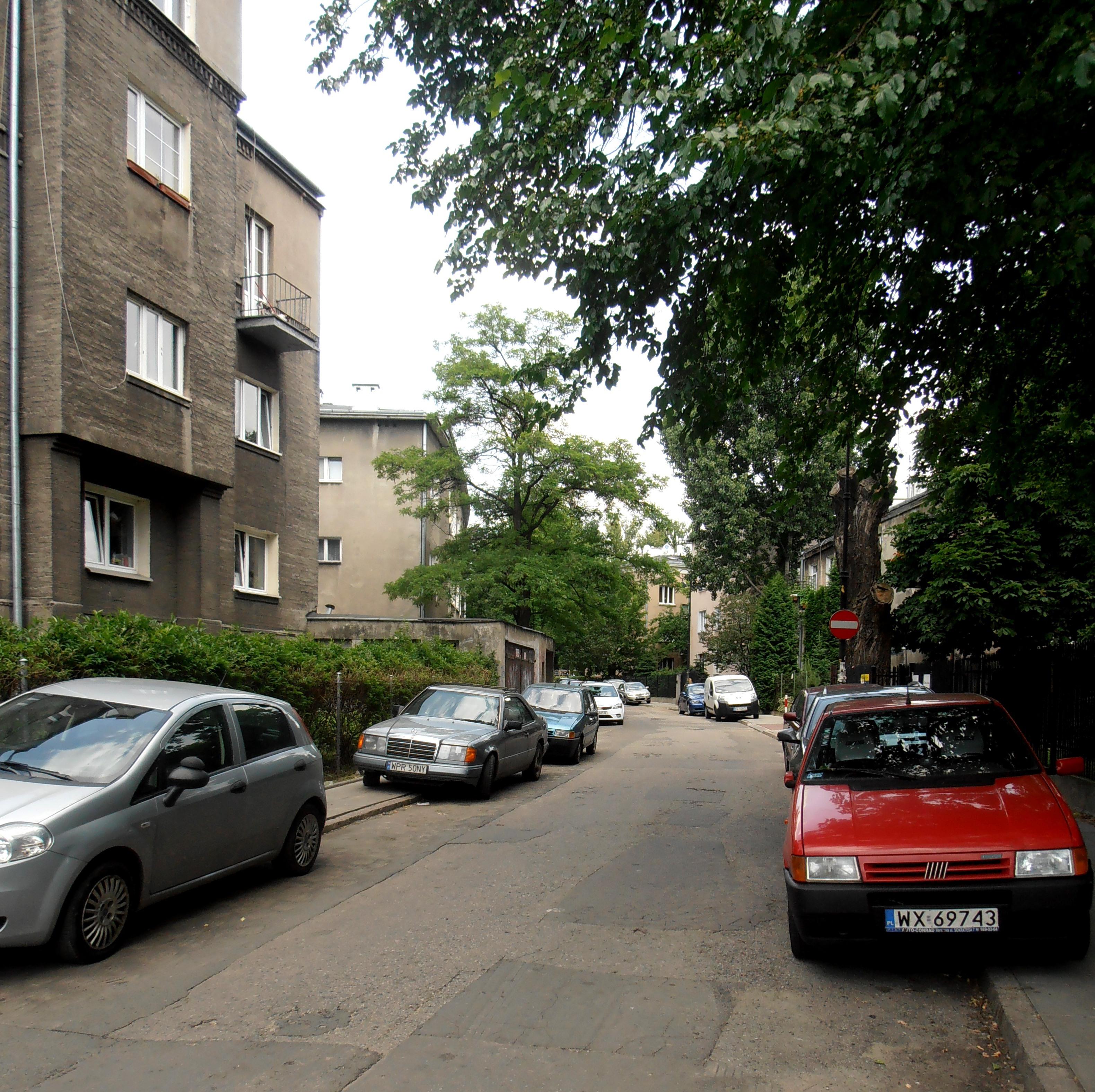 Ulica Lipska