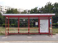 Przystanek Metro Trocka 13 (2020)