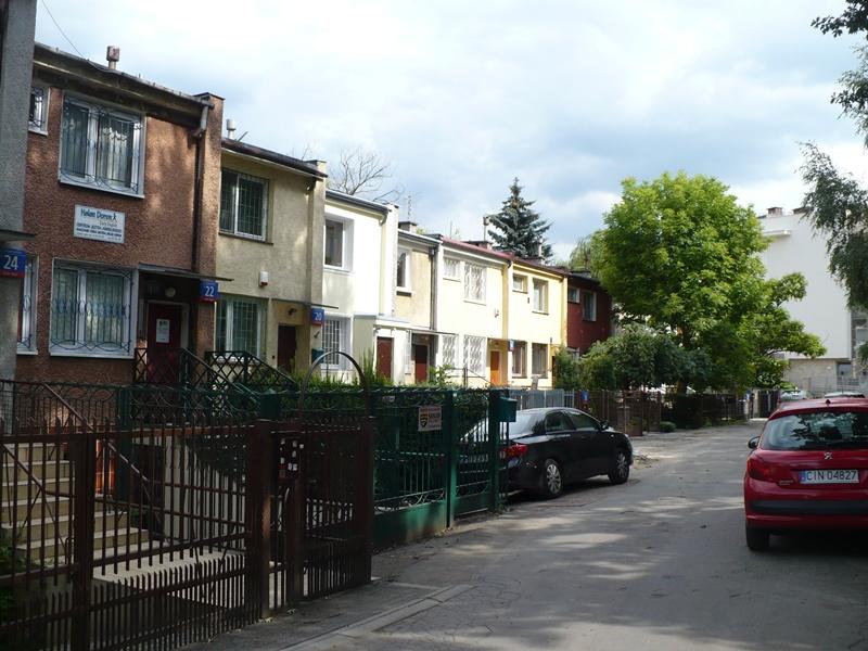 Ulica Rapperswilska