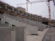 Stadion Narodowy (budowa trybun)