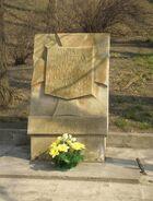 Słomińskiego, Dawidowskiego (kamień pamiątkowy)
