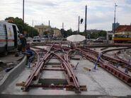 Plac Bankowy (remont W-Z)