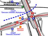 Zespół przystankowy Dworzec Gdański (Rydygiera)
