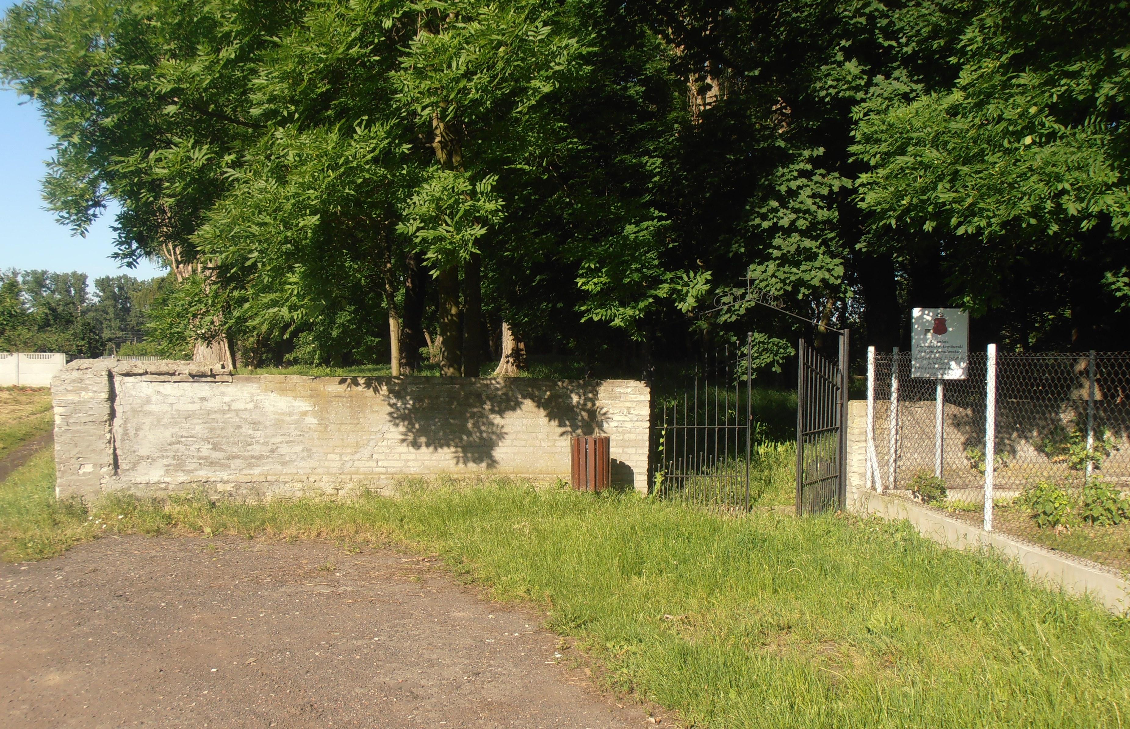Cmentarz na Kępie Zawadowskiej