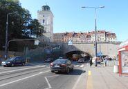 Trasa W-Z (tunel)