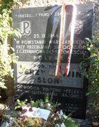 Czerniakowska (kamień pamiątkowy)
