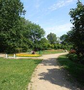 Park Jana Szypowskiego Leśnika (Grochowska)