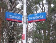 Lesznowolska - Twardowska