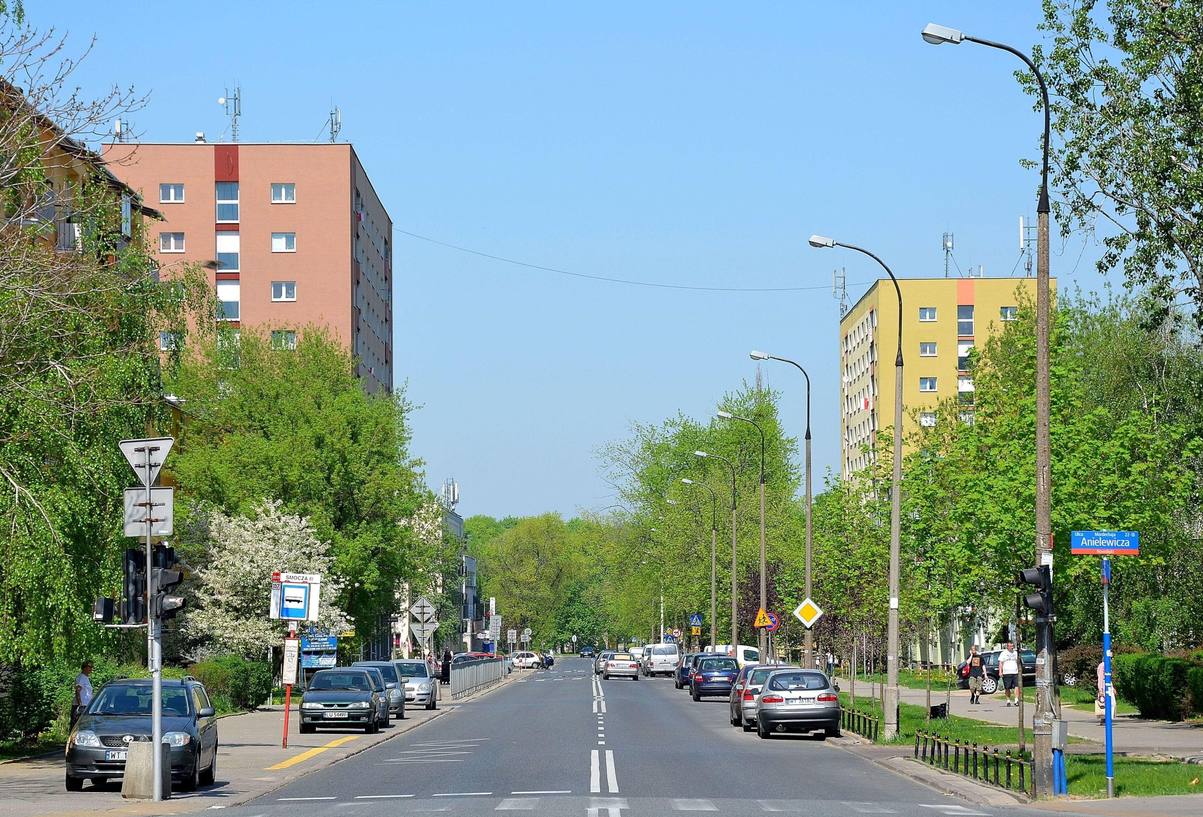 Ulica Smocza